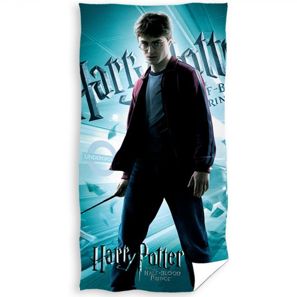 Serviette de bain Harry Potter 100% coton 70x140 cm