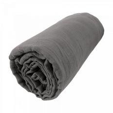 Drap housse 100% Gaze de Coton