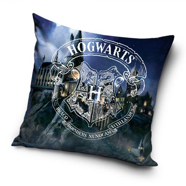 Coussin Harry Potter 40x40 cm - Oreiller Poudlard